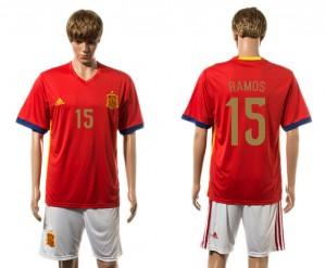 Camiseta España 15# 2015-2016