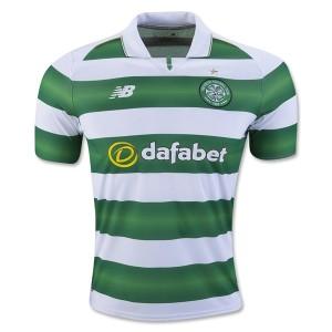 Camiseta nueva del Celtic FC 2016-2017
