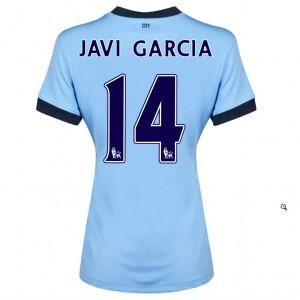 Camiseta de Manchester City 2014/2015 Primera Fernandinho