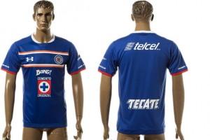 Camiseta del Cruz Azul 2015/2016