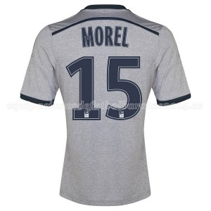 Camiseta de Marseille 2014/2015 Segunda Morel