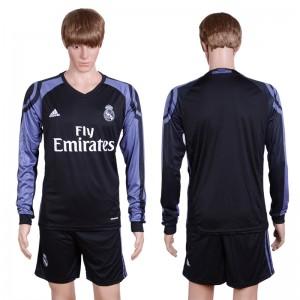 Camiseta de Real Madrid 16/17 Tercera LS Equipacion