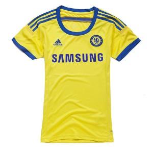 Camiseta nueva del Chelsea 2014/2015 Equipacion Mujer Segunda