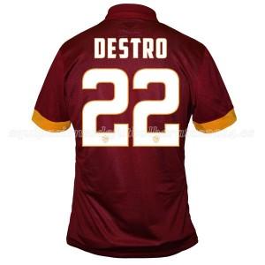 Camiseta de AS Roma 2014/2015 Primera Destro Equipacion
