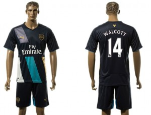 Camiseta de Arsenal Away 14#
