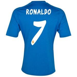 Camiseta Real Madrid Ronaldo Segunda Equipacion 2013/2014