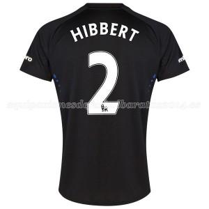 Camiseta nueva Everton Hibbert 2a 2014-2015