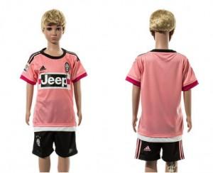 Camiseta nueva del Juventus 2015/2016 Ninos