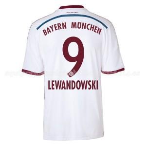 Camiseta de Bayern Munich Segunda Lewandowski Equipacion