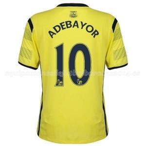 Camiseta nueva del Tottenham Hotspur 14/15 Adebayor Tercera