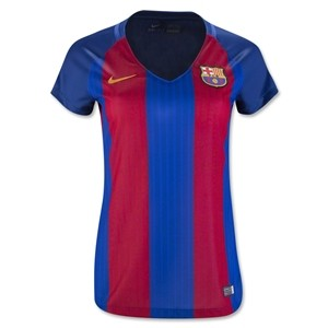 Camiseta Barcelona Primera Equipacion 2016/2017 Mujer