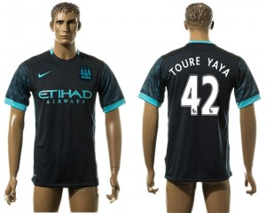 Camiseta nueva del Manchester City 42# aaa version Away