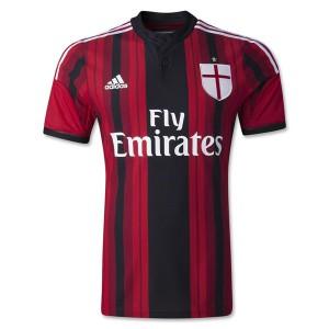 Camiseta de AC Milan 2014/2015 Primera Tailandia