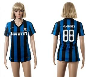 Camiseta de Inter Milan 2015/2016 88 Mujer