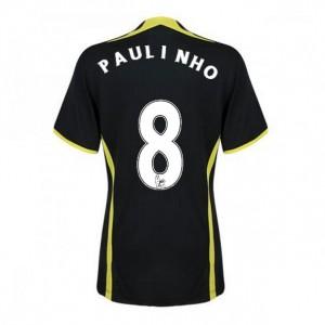 Camiseta del Silva Manchester city Tercera 2013/2014