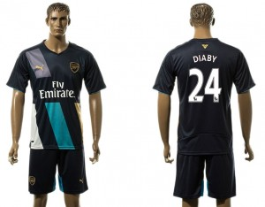 Camiseta Arsenal 24# Away