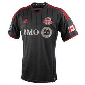 Camiseta de Toronto 2014/2015 Segunda Equipacion
