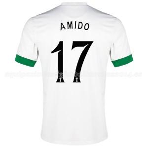 Camiseta del Amido Celtic Tercera Equipacion 2014/2015