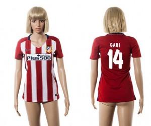 Camiseta Atletico Madrid 14 2015/2016 Mujer