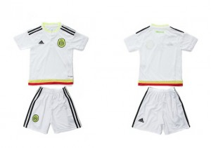 Camiseta Mexico 2015/2016 Ninos