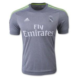 Camiseta nueva Real Madrid Equipacion Segunda 2015/2016