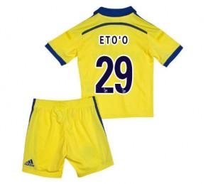 Camiseta de Liverpool 2014/2015 Segunda Johnson Equipacion