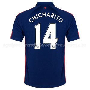 Camiseta de Manchester United 2014/2015 Tercera Chicharito