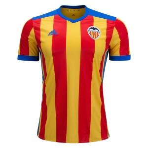 Camiseta de Valencia FC 2017/2018 Segunda Equipacion