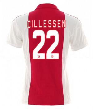 Camiseta Tottenham Hotspur Adebayor Segunda 14/15