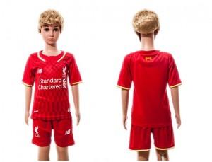 Camiseta nueva Liverpool Ninos 2015/2016