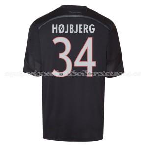 Camiseta nueva del Bayern Munich 2014/2015 Equipacion Hojbjerg Tercera