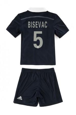 Camiseta nueva del Arsenal 2013/2014 Equipacion Ramsey Segunda