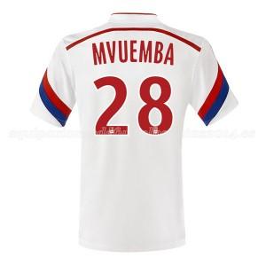 Camiseta Lyon Mvuemba Primera 2014/2015
