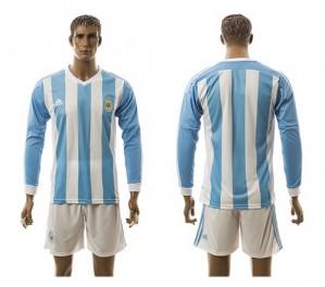 Camiseta de Argentina 2015/2016 Manga Larga