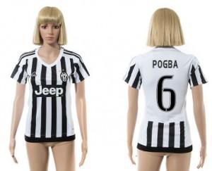 Camiseta nueva del Juventus 2015/2016 6 Mujer