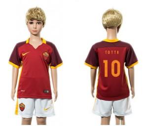 Ninos Camiseta del 10 AS Roma 2015/2016