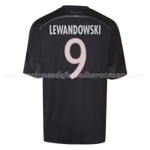 Camiseta nueva Bayern Munich Lewandowski Equipacion Tercera