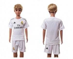 Ninos Camiseta del Real Madrid Home 2015-2016